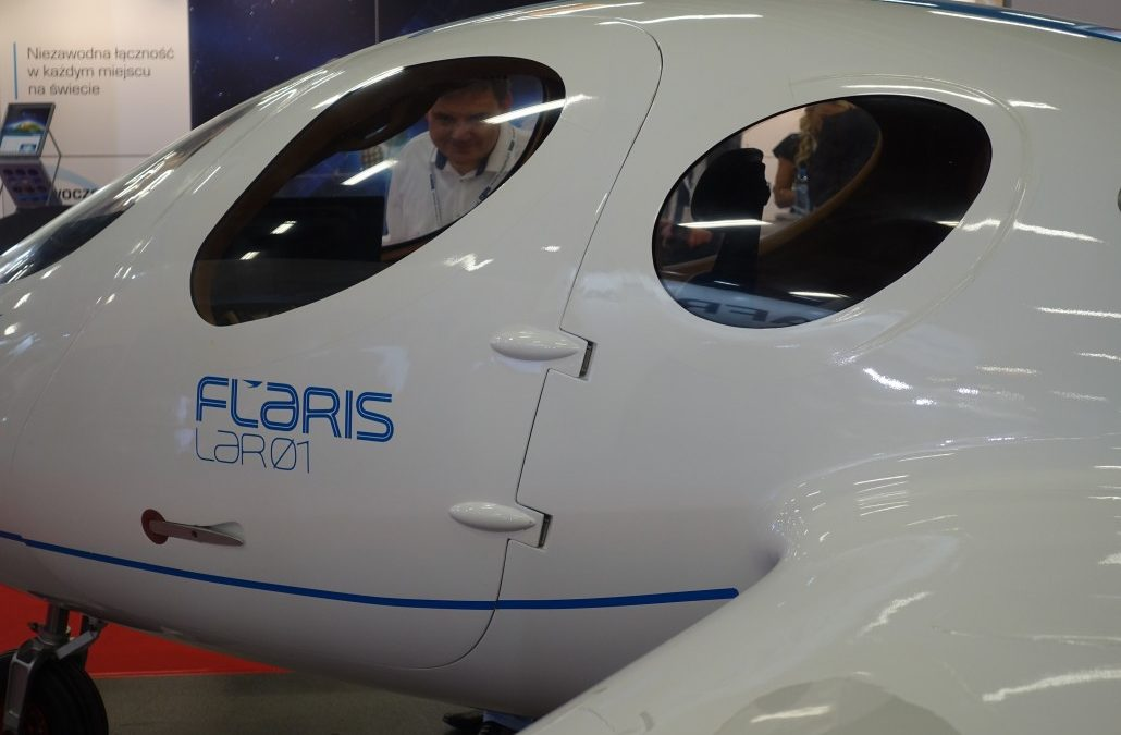 We showed the full-size FLARIS
