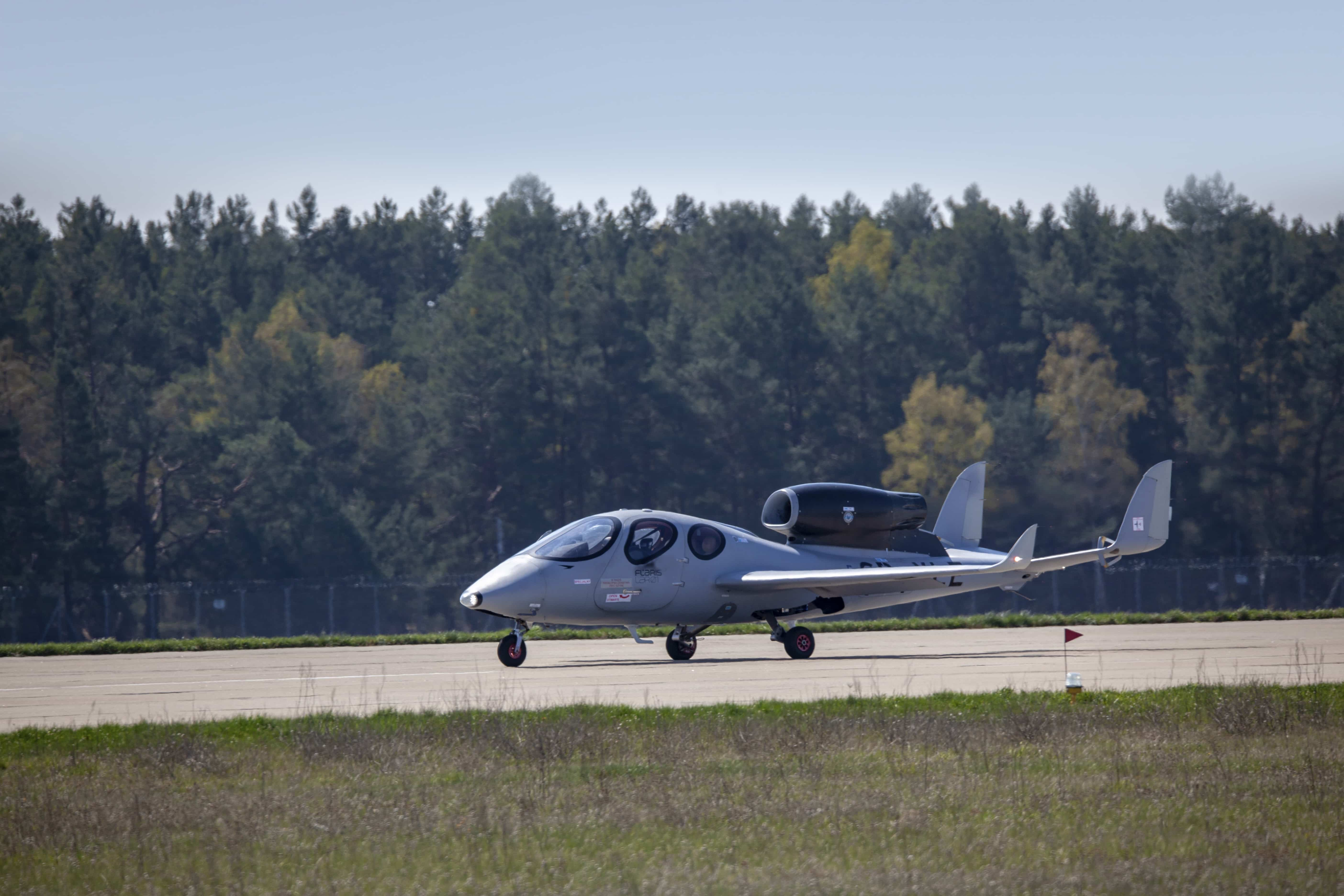 FLARIS is undergoing flight tests