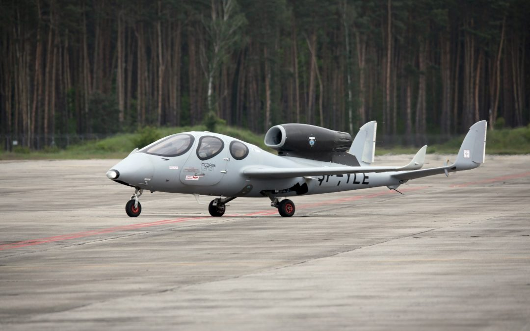 Flaris completed ground tests and extended flight tests