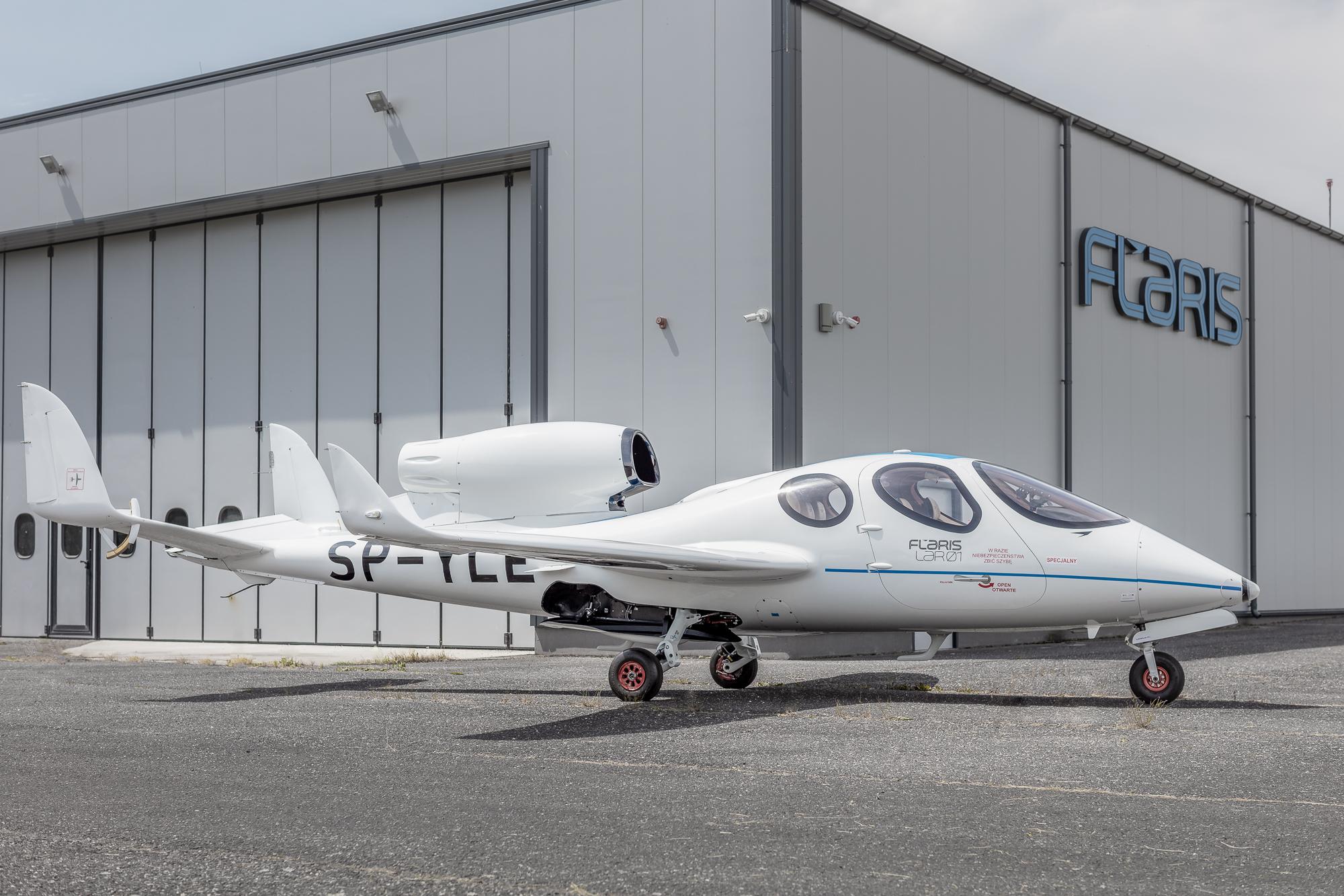 Flaris will participate in Aeromixer 2021